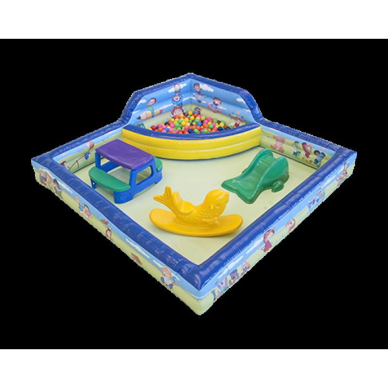 Playground Infantil Área Baby